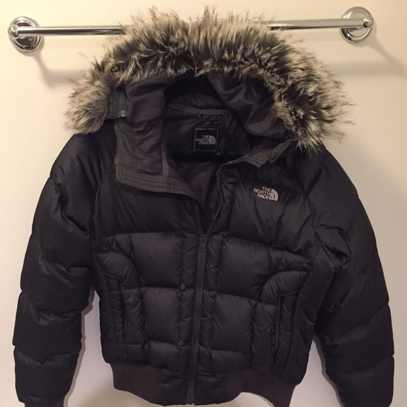 8b76874a2 NorthFace 550 Goose Down Winter Coat
