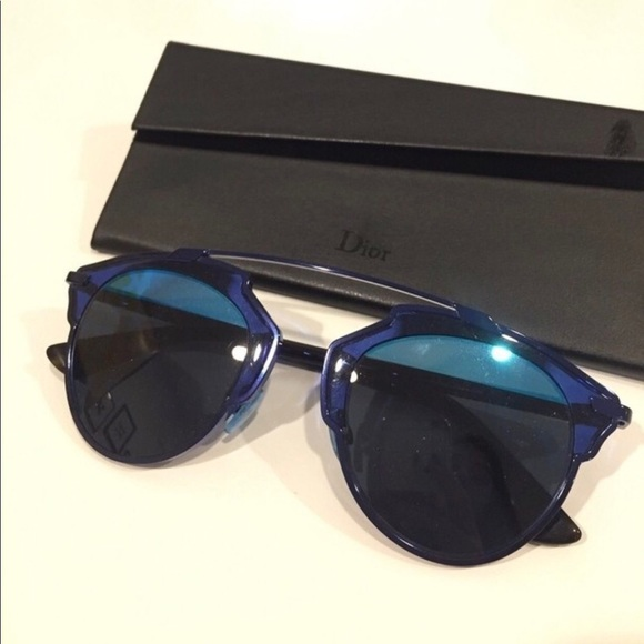 be4c3b100689 Christian Dior So Real Sunglasses