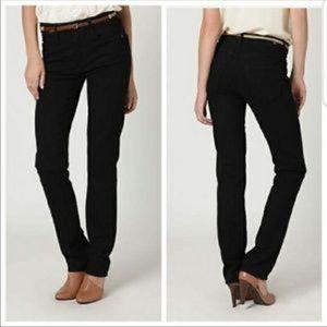 Earnest Sewn Jeans Zazo High Rise Straight 28 x 33