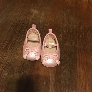 Other - Newborn ballerina slipper shoes