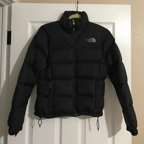 89ffd834e North Face Short Down Puffer Jacket