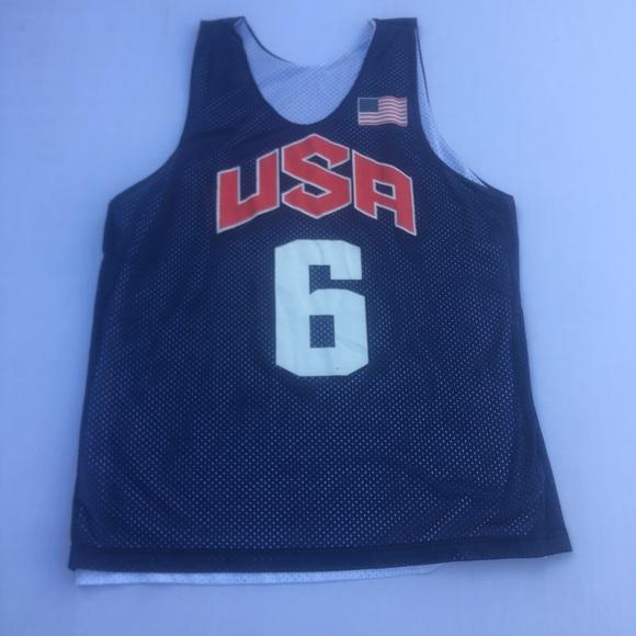91cb03da8835 ... usa basketball jersey lebron james