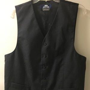 🆕 Stafford Vest Welt Pockets 100% Worsted Wool