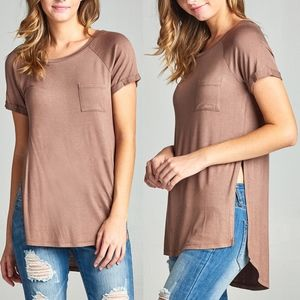 EVELINE Softest Top - MOCHA