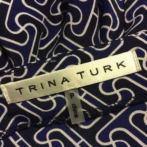 Trina Turk Tops - Trina Turk Two Way Silk Top