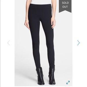 🐘Helmut Lang black leggings size P
