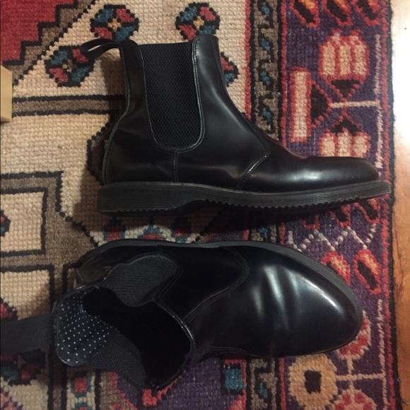 1bd2bf4bd16 Dr. Martens Shoes | Dr Martens Kensington Flora Chelsea Boot Sz 8 ...