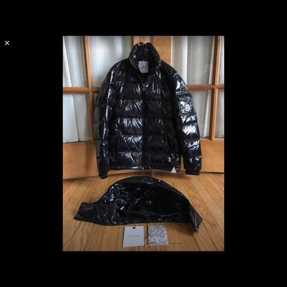 Brand New Authentic Mens Moncler Maya Jacket