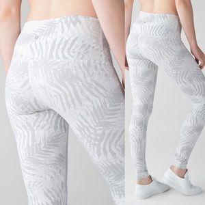 4048b068a lululemon athletica Pants - Lululemon Wunder Under Pant Fern Leaf Jungle  Print