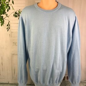 Boca Classics Men's Sweater Large Long Sleeve
