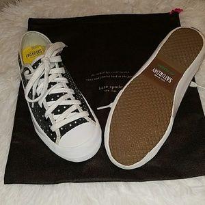 Kate Spade Saturday Star Sneakers and Dust Bag!