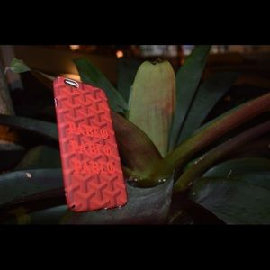 Pablo GoYard iPhone Case