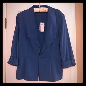 Blue Business Blazer