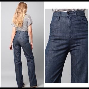 🛍SALE🛍 Earnest Sewn Wiley High Rise & Flare