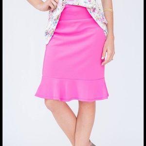 Agnes & Dora 3xl flounce skirt