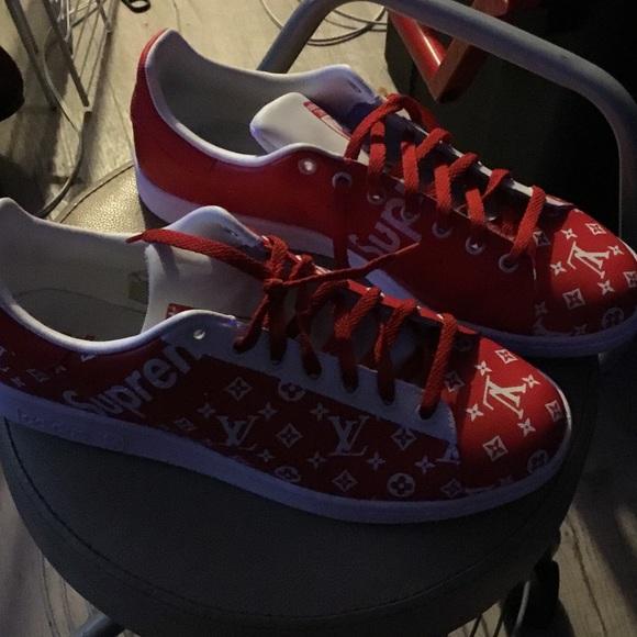 Smith Adidas Lv Sneaker Collabo