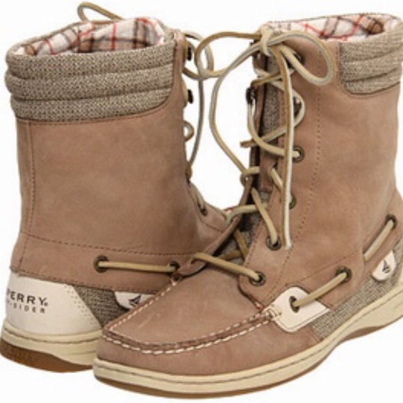 Sperry Top Sider Hiker Fish Boot Size 6