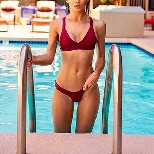 Other - RUBY Red Bikini Set