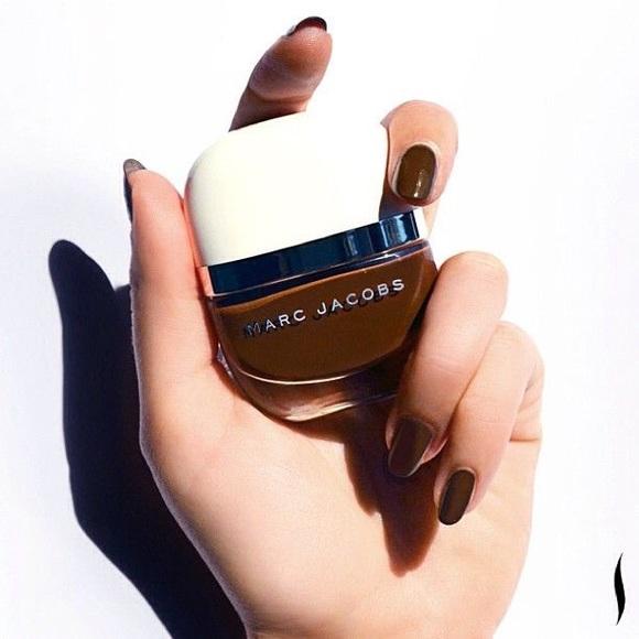 Marc Jacobs Makeup New Beauty Enamored Nail Lacquer Bark Poshmark