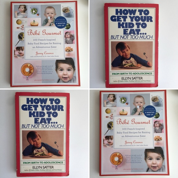 Other Books Bebe Gourmet How To Get Your Kid To Eat Euc Poshmark