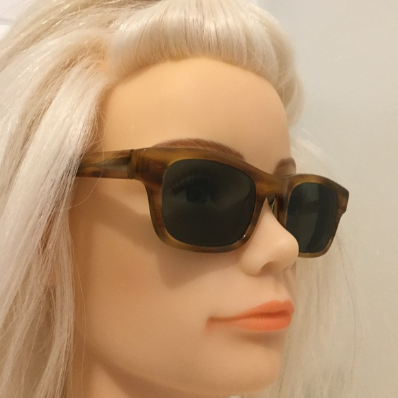 7affb747f4 WARBY PARKER ALDOUS BROWN PRESCRIPTION SUNGLASSES.  M 59cf357cf739bcfe9003ff73