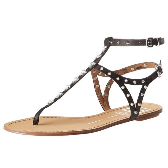 0cb78ac6dcf DV by Dolce Vita Shoes - DV Dolce Vita Atara Gladiator Sandal Leather 8.5