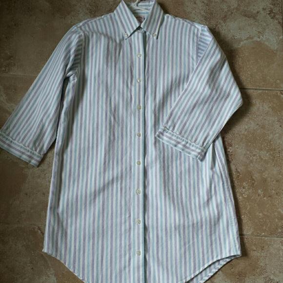 Brooks Brothers Other - Brooks Brothers night shirt 1c4b45d31