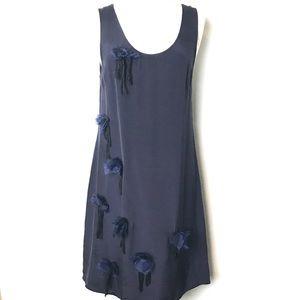 3.1 PHILLIP LIM Peony Embroidered Silk Dress