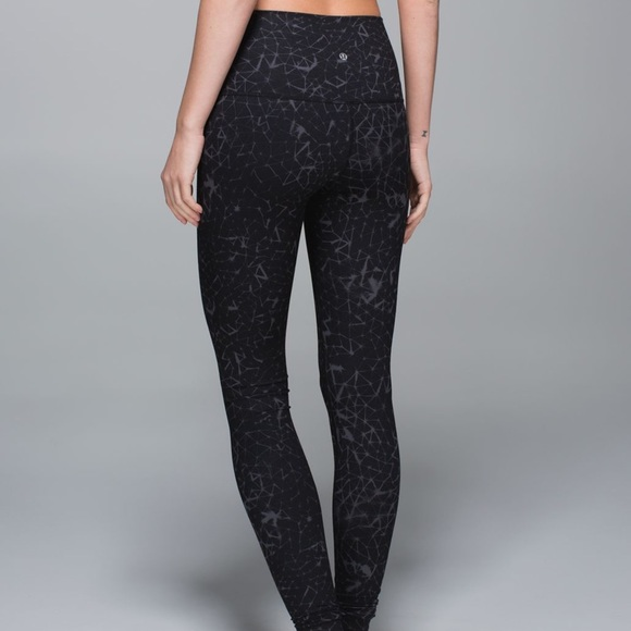 ba0fa090f lululemon athletica Pants - Lululemon Star Crush Wunder Under Leggings