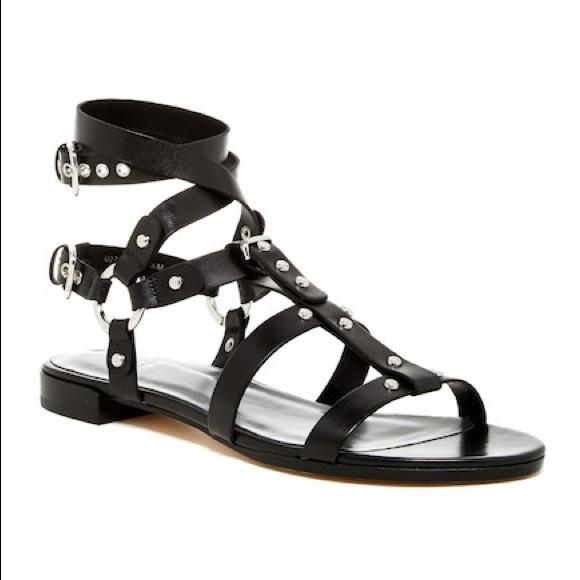 Black Gladiator Sandals   Poshmark