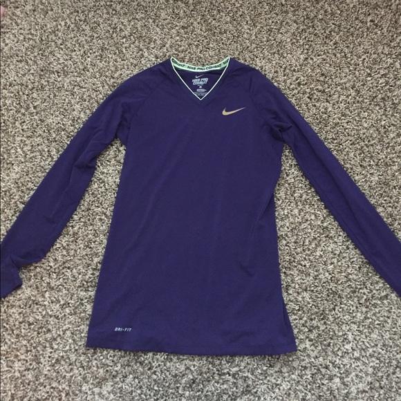 be2c7767f13f nike pro combat   dri-fit compression shirt. M 59cfc0692de512c09e051b2b