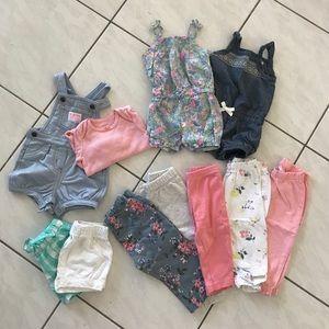 Carter's 6-9 Months Clothing Bundle