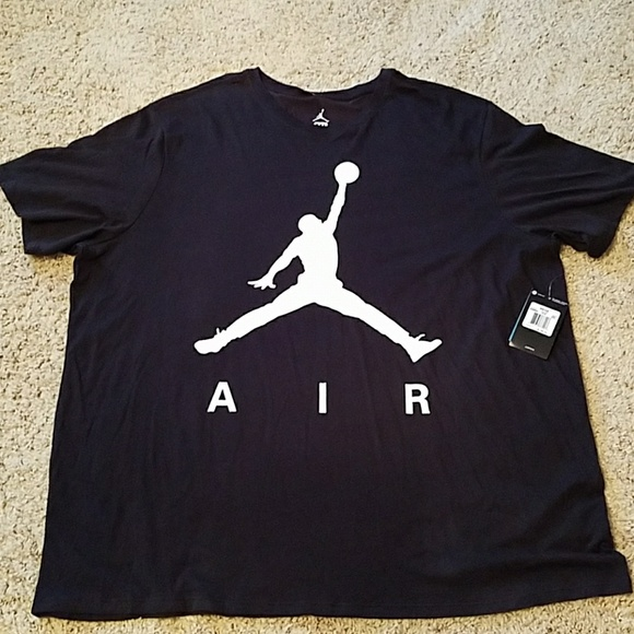 Shirt T Men's 4xl Jordan Nwt 1clTKJF