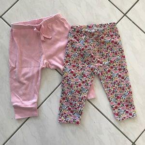 Baby Gap Pants Set
