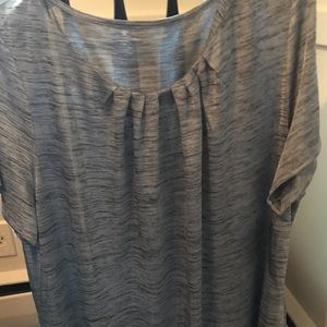 Plus size brand new top with tags