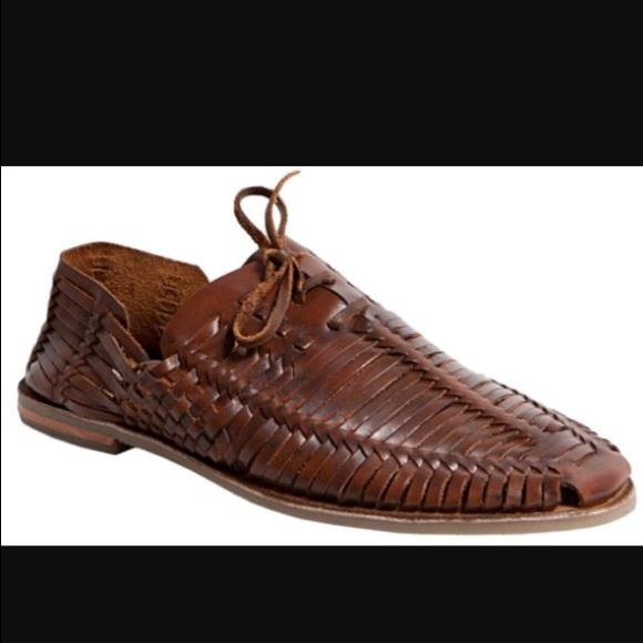 5fa0d7766fc02 Steve Madden Men's Reston Huarache Sandals
