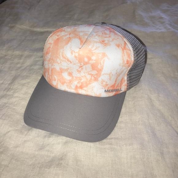 BRAND NEW Merrell Trucker Hat 415deb908f5