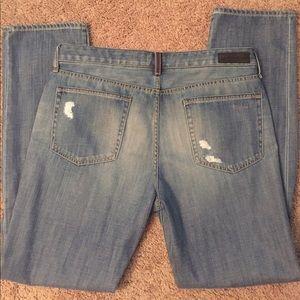 Greywire slim straight jeans size 36