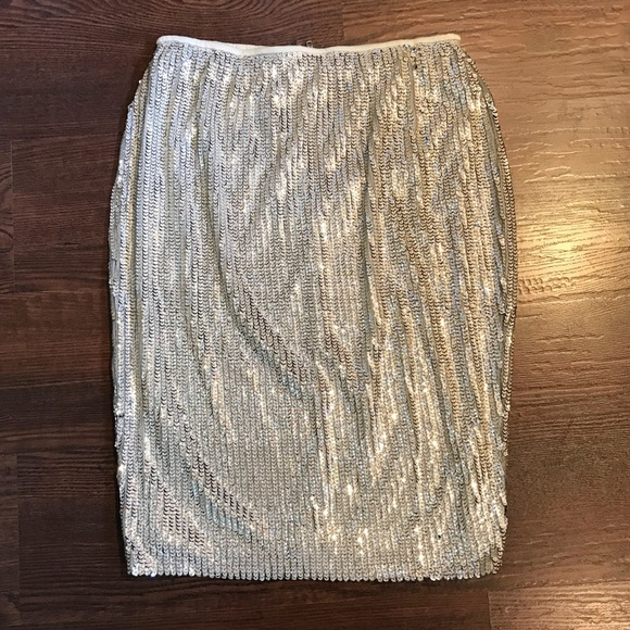 991f43b054 Endless Rose Skirts | Sequin Skirt From Vici Collection | Poshmark
