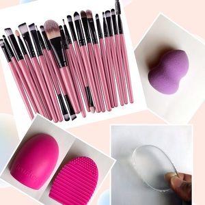 Other - 🎈 FINAL SALE🎈 Bundle Makeup Beauty Set