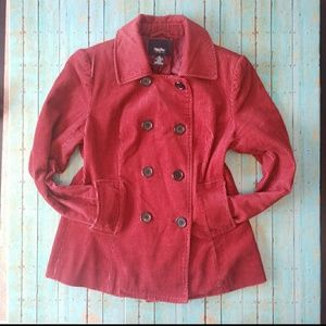 Mossimo Corduroy Pea Coat