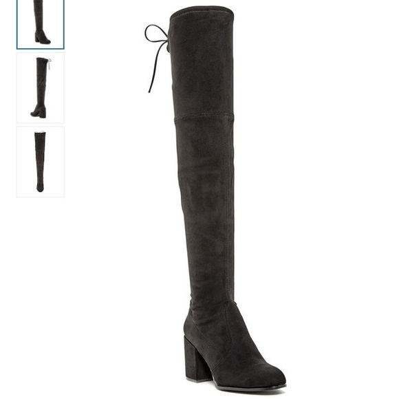 6f658239977 Steve Madden  Slayer  Over-the-Knee Boot. M 59cfd58056b2d613ba0567ee