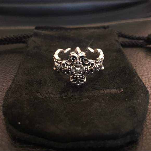 83dcf2b2d8d0 Chrome Hearts Jewelry - Chrome Hearts Ring
