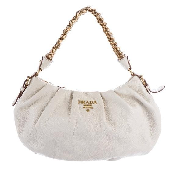 e705291865ec25 Prada Cervo Lux Chain Hobo. M_59cfd7002de512c305057532. Other Bags ...