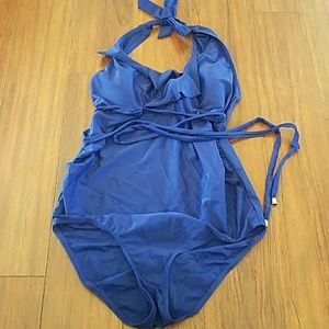 Maternity swim suit