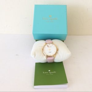 Kate Spade Rare Bird Watch KSW1255 Need Battery