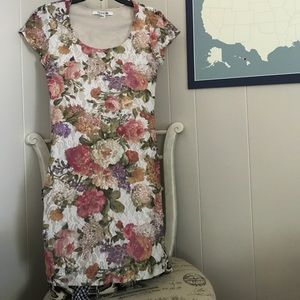 NWT Forever 21 flower dress 💕HOST PICK💕
