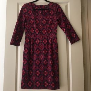 The Limited Fall Dress