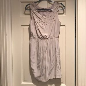 Broadway & Broome by Madewell Tan Party Dress