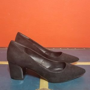 Athena Alexander Shoes - ⚡FINAL PRICE 💥Black Suede Athena Alexander Pumps